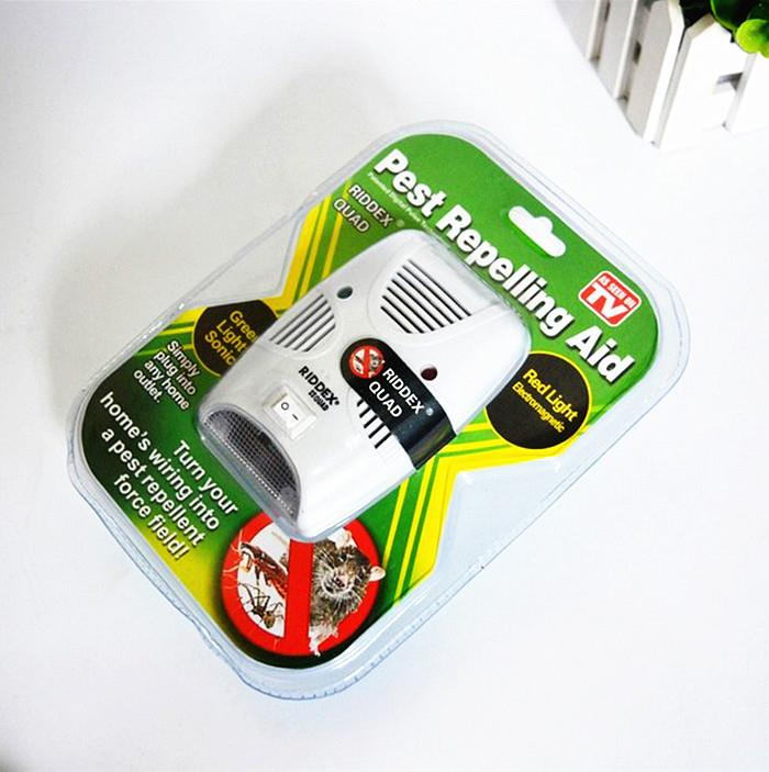 As Seen On TV~ Pest Repelling Aid Riddex Quad