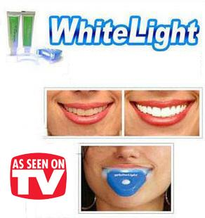 AS SEEN ON TV~Teeth Whitening Light 12063 ALREADY RESTOCK!!!