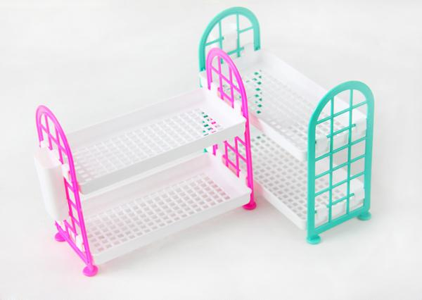 Two Layers Mini Storage Rack (with Pencil Case) - small