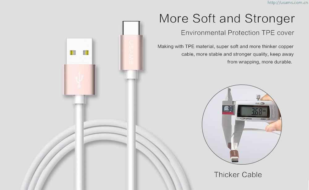 TYPE-C Usams USB Data Cable