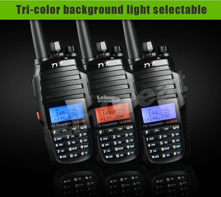 TYT TH-UV8000D dual band 10W walkie talkie With cross-band (ORI)