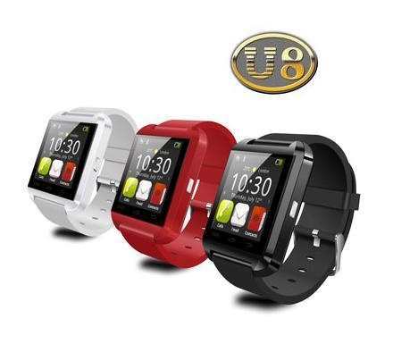 U8 Uwatch 1.48' Touch Screen Smart Watch Bluetooth for Android & iOS