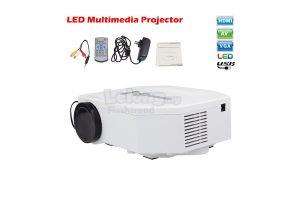 UC30 Portable Mini LED Projector (Free Shipping)