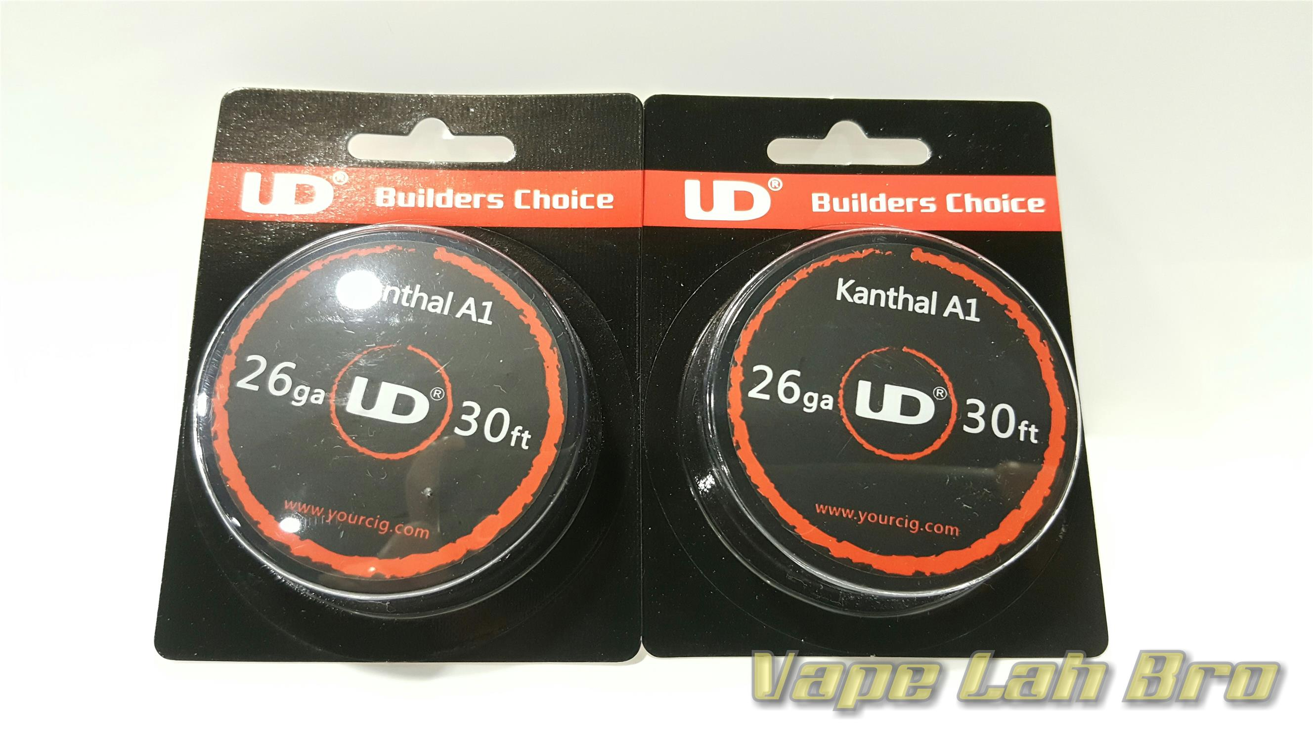 UD - 20ga (15ft) Kanthal A-1 Wire