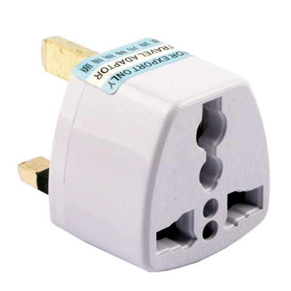 Car power plug converter