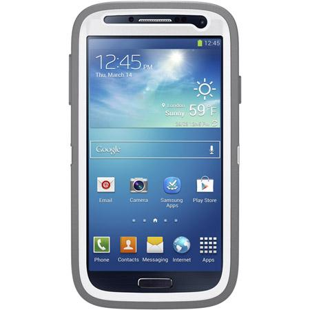 Ultimate Protection!! Otterbox Defender Samsung Galaxy S4 Glacier
