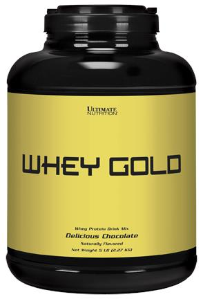 Ultimate Whey Gold 5lbs Protein (Amino+BCAA) rm165