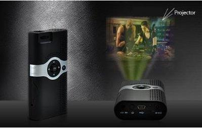 Ultra Mini Projector Genuine Factory 10 Lumens POCKET CINEMA