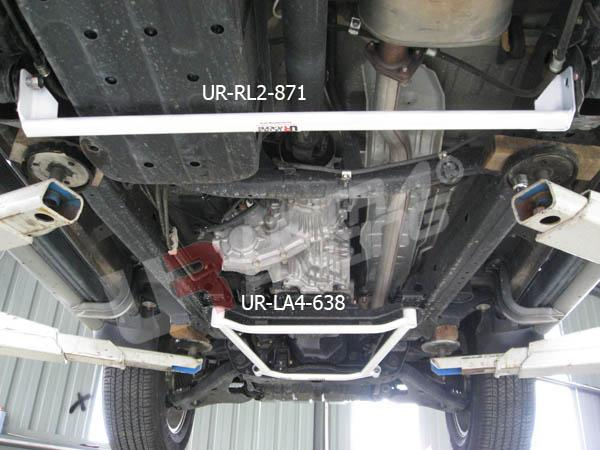 how to change rear springs mitsubishi 380