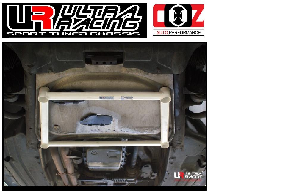 ULTRA RACING FRONT LOWER BAR  BMW E53 X5 4.4 1999