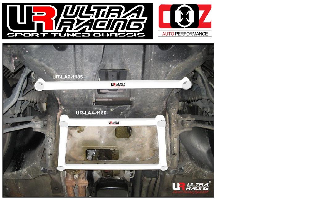 ULTRA RACING FRONT LOWER BAR  BMW E83 X3 2.5 2003