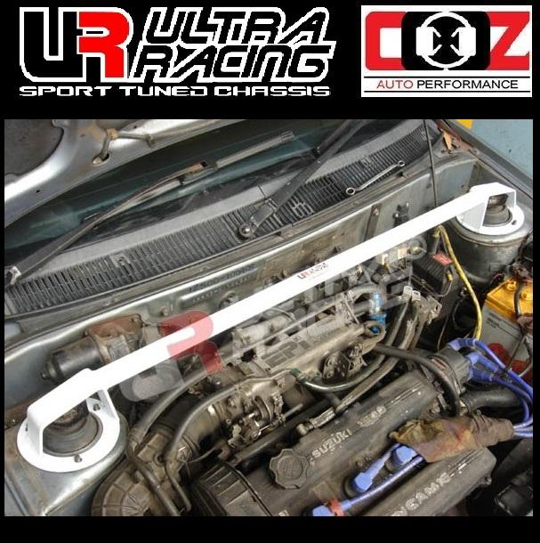 ULTRA RACING FRONT STRUT BAR  SUZUKI SWIFT 1989-1994
