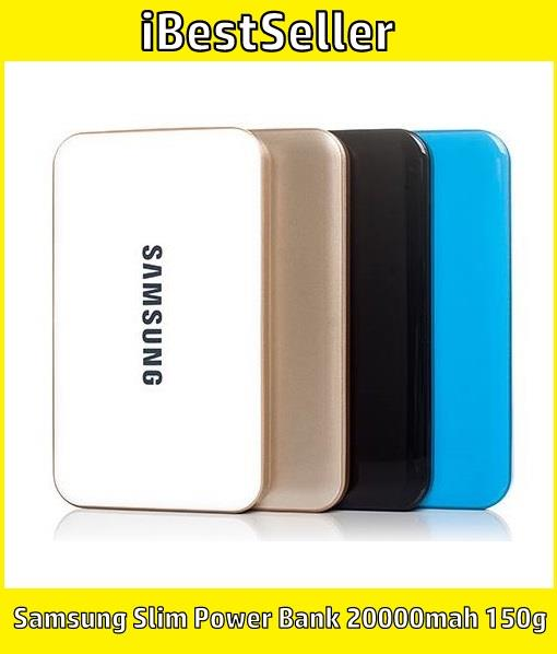 New Ultra Slim Samsung Power Bank 20000mah 150g ONLY
