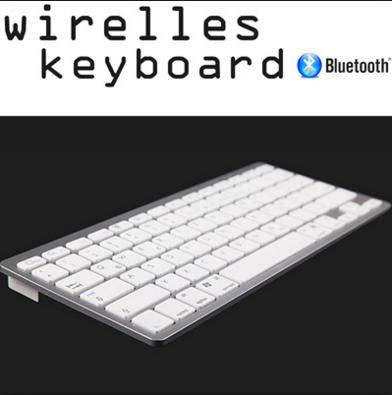 Ultra-thin Wireless Bluetooth Keyboard