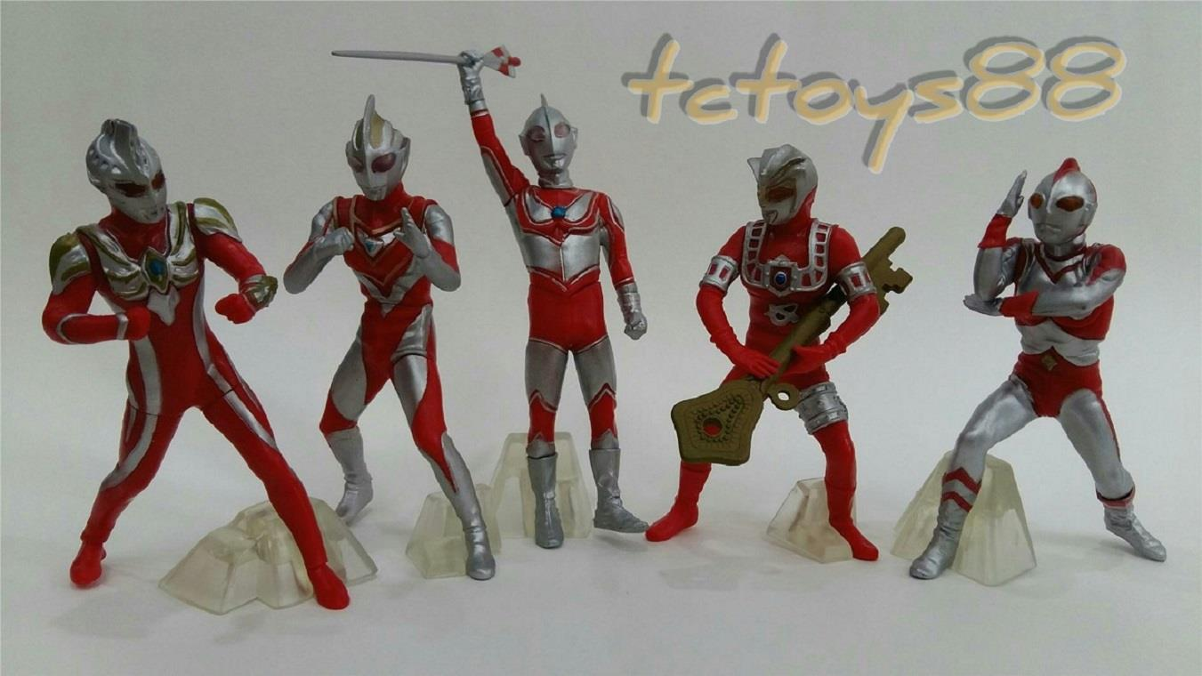 Ultraman Cake Topper