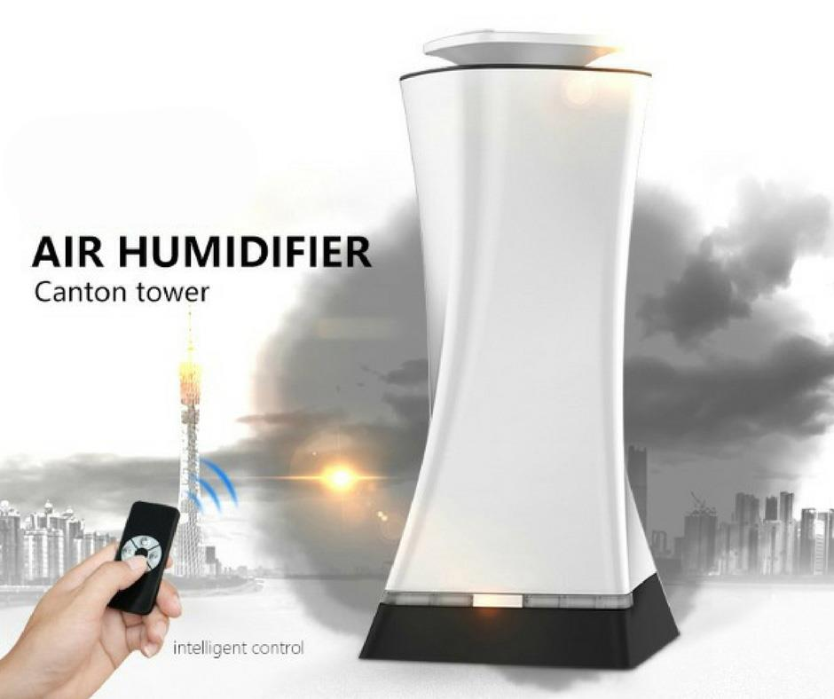 ultrasonic 3 0l air humidifier with end 1 16 2018 12 01 pm. Black Bedroom Furniture Sets. Home Design Ideas