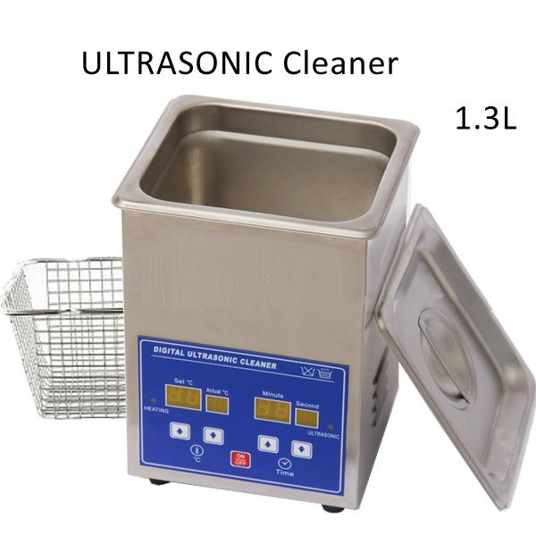 Ultrasonic Cleaner PS08A 1.3 L Digital with Heat Cleaning (with stee..