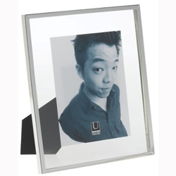 Umbra Behold 5R Silver Photo Frame - 306795560