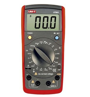 UNI-T Modern Inductance Capacitance Meters UT603