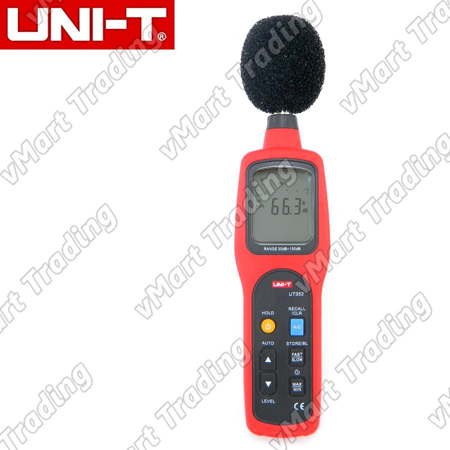 UNI-T UT352 Professional Sound Level Data Logger Meter