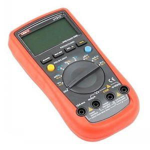 UNI-T UT61C Digital Multimeter PC Data Logging