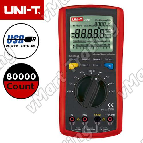 UNI-T UT70C Professional Digital Multimeter with PC output