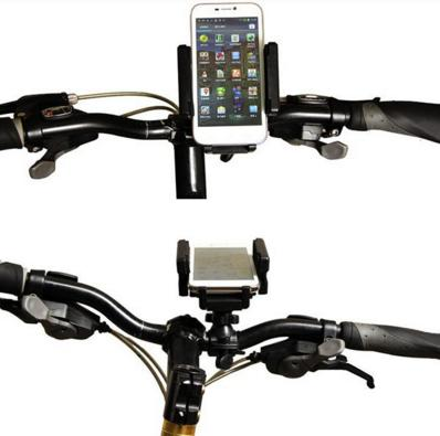 Universal Adjustable Motorcycle Bike Bicycle Phone  Mount Holder