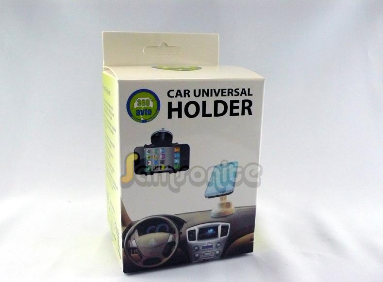 Universal Car Holder for Samsung, iPhone 4 4S, iPhone 5 5S, HTC, Lenov