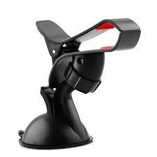 Universal Car Mount Holder Double Clip Mobile Phone GPS Camera