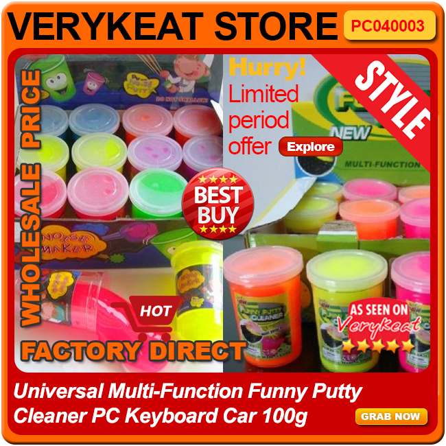 Keyboard Cleaner Putty Cleaner pc Keyboard