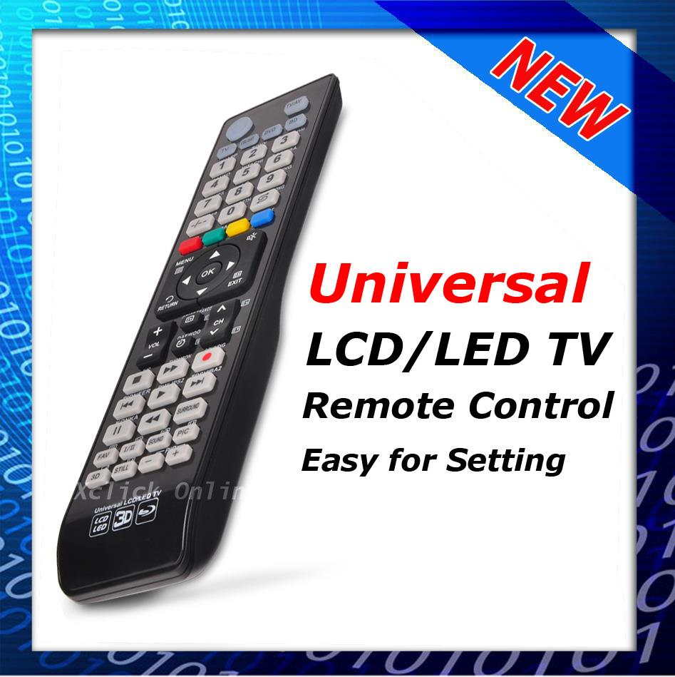 Universal LED/ LCD Remote Control