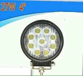 Universal LED Spotlight Circle