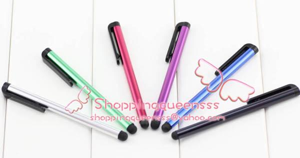 UNIVERSAL METAL STYLUS TOUCH PEN BLACKBERRY PLAYBOOK GALAXY TAB NOTE