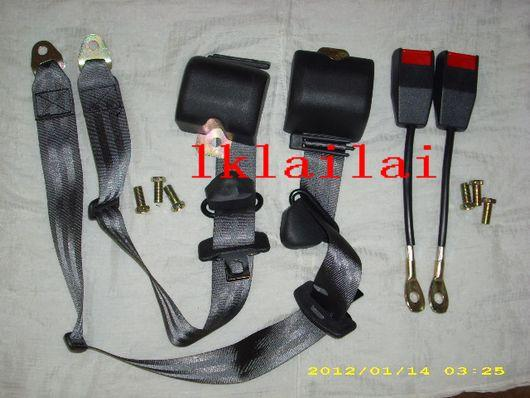 Universal Safety Belt Front 2pcs Auto [Full Set]