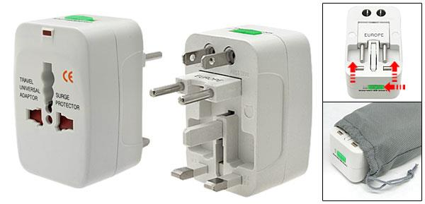 Universal Travel Adaptor ~ All COUNTRY PLUG