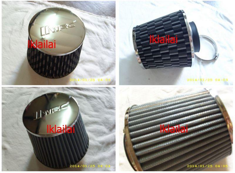 Universal WRC High Flow Stainless Steel Pod Air Filter 3 Inch