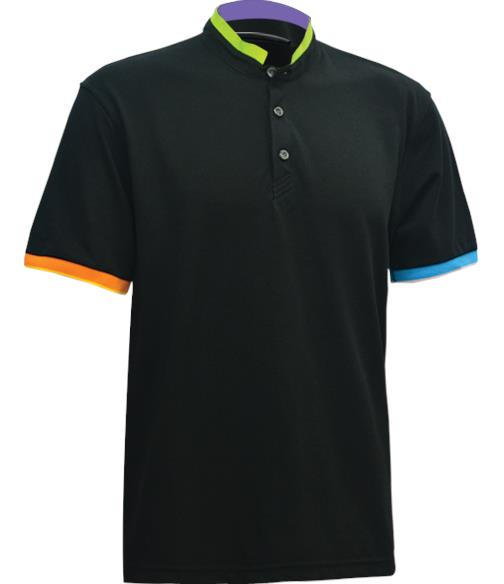 UNT Honey Comb BODY FIT POLO SHIRT