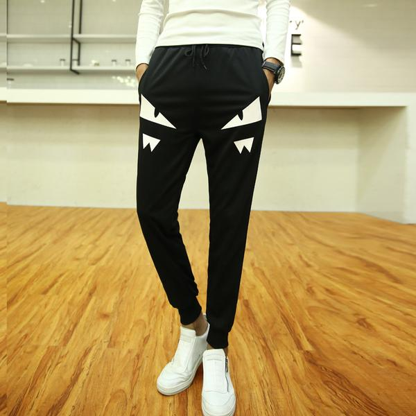 UPL06 Men Women Unisex Casual Sport  Jogger Long Pants