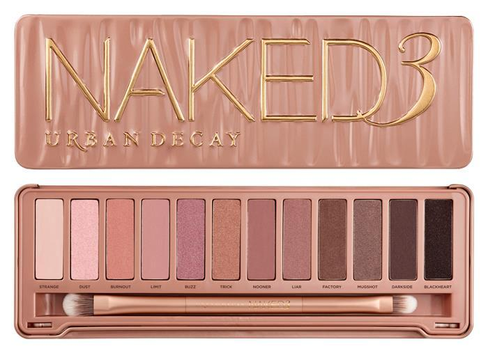 Urban Decay Naked 3 Eyeshadow
