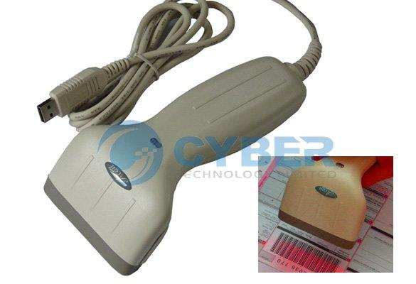 USB 80mm CCD Barcode Scanner