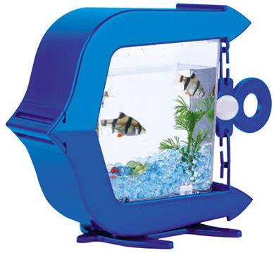 USB Aquarium with Air Pump & temperature Controlled