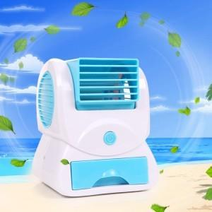 New~USB Battery Dual Use Mini Air-cond Fan