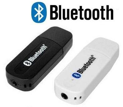 usb bluetooth stereo music receiver mm adapter dongle for speakers car mp