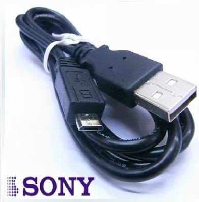 USB Cable for Sony Camera DSC-WX50 WX60 WX70 WX80 WX100 WX150 WX170 WX