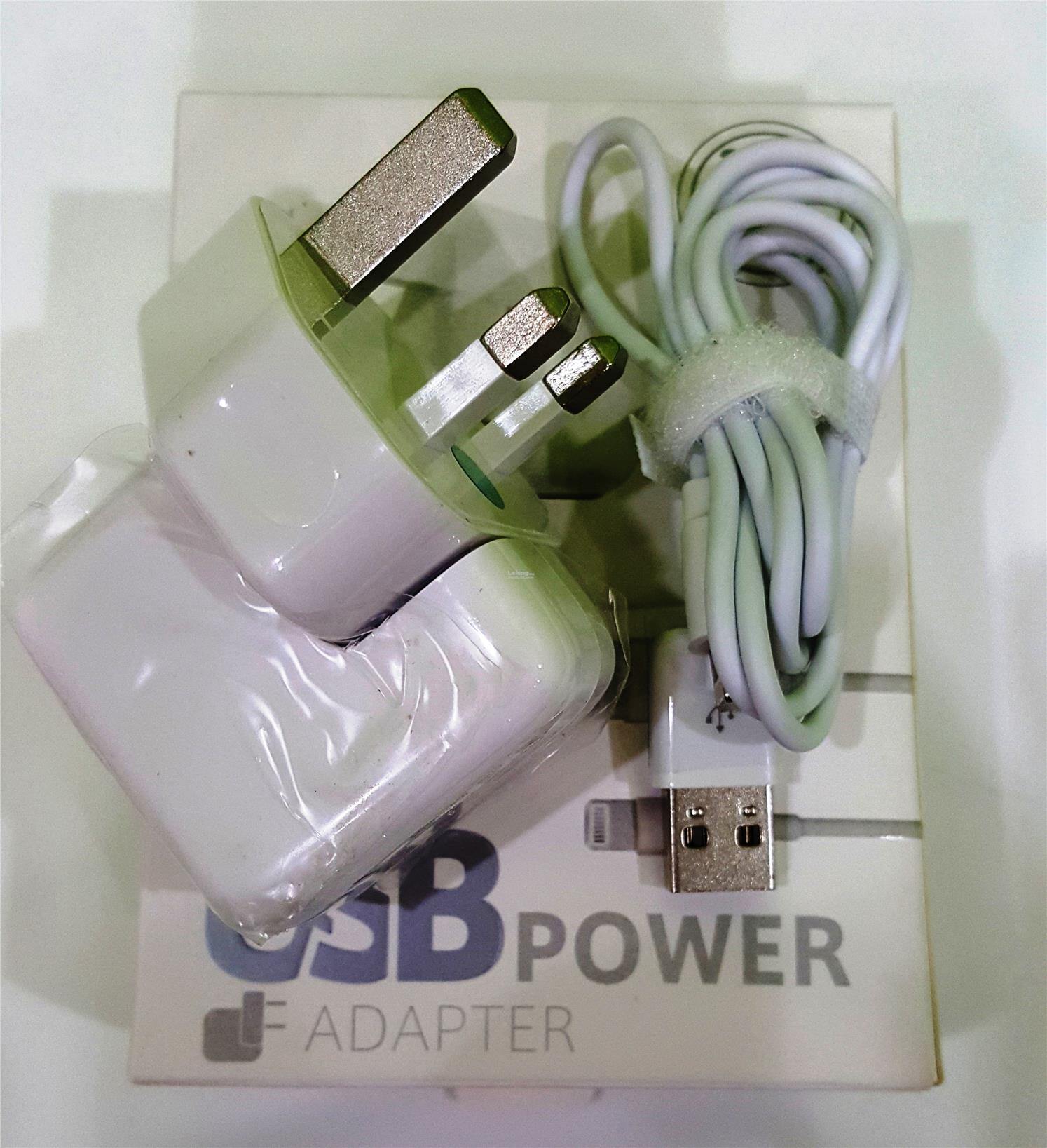 USB Power Adapter 2.1A