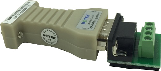 UT-2201 RS232 (Serial) to RS485 Converter