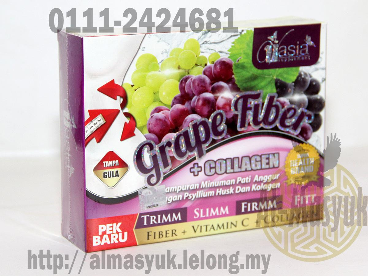 V'asia Grape Fiber Collagen Vasia