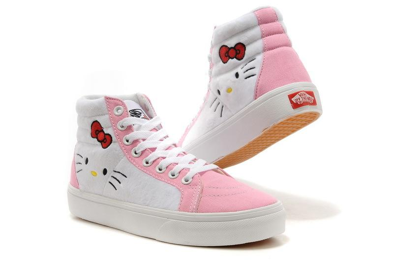 0a2a806288d hello kitty vans   Come and stroll!
