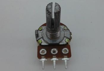 Variable Resistor 500K, 20% 20mm