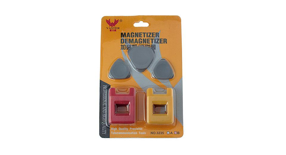 VASTER 3235B Magnetizer / Demagnetizer Tool Set